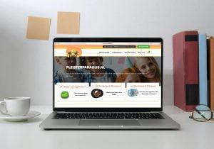 Pleisterparadijs.nl foto - Websitetoday - Webdesign en Online Marketing Driebergen-Rijsenburg